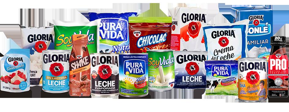 Productos de lacteos